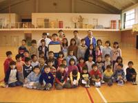 平成17年度広島県体力つくり優良団体表彰を受けました!!